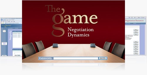 Negotiations are embedded in an evolving business relationship